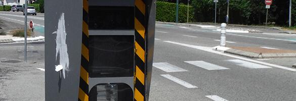 Flashé en dessous de la limitation de vitesse : que faire ?