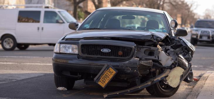 Accident de voiture à l'étranger : que faire ?